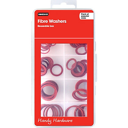 Image for Fibre Washers - Assorted from StoreName