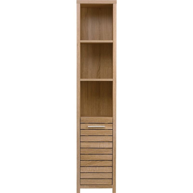 Bathroom cupboards available from for Homebase kitchen cabinets