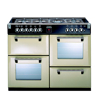 Image for Stoves Richmond 1000DFT Dual Fuel Range Cooker - Champagne from StoreName