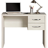 Jarvia Office Desk - White.
