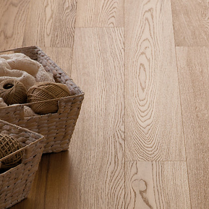 Image for Hygena Honey Engineered Wood Flooring - 1.42 sq m from StoreName