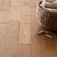 Schreiber Antique Sienna Real Wood Flooring - 1.15 sq m