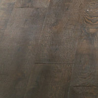 Hygena Wollaston Oak Luxury Vinyl Flooring - 2.93 sq m per pack