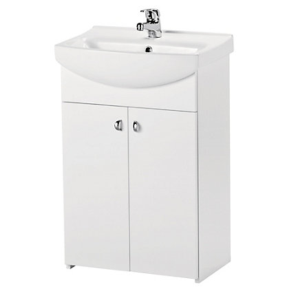 Image for Bartley Vanity Unit with Basin - 50cm - Takeaway from StoreName