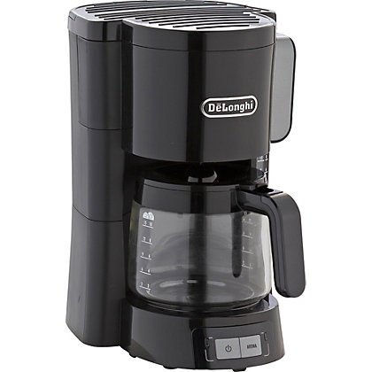 Image for DeLonghi ICM15240 Filter Coffee Maker - Black from StoreName