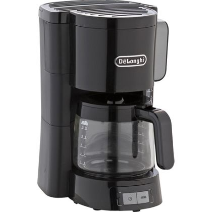 Delonghi Coffee Maker Homebase : De Longhi ICM15240 Filter Coffee Maker - Black.