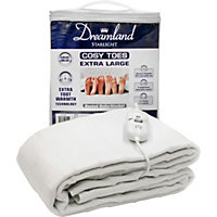 Dreamland Starlight Cosy Toes Heated Underblanket - Double.