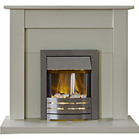 Electric Fire Suites Stone Amp Modern Fireplaces Homebase