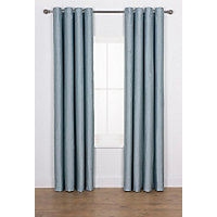 Heart of House Ava Faux Silk Curtains 16