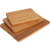 Heart of House 3 Pack Wooden Chopping Bo