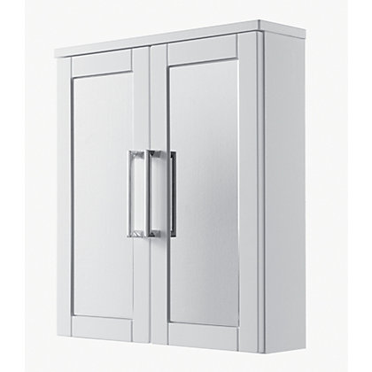 Image for Winslow Double Door Cabinet - White from StoreName