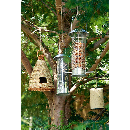 Image for Gardman Heavy Duty Nut Bird Feeder from StoreName
