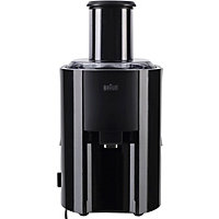 Braun J300 Juicer - Black.