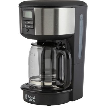 Delonghi Coffee Maker Homebase : Russell Hobbs Buckingham Filter Coffee Maker - St/Steel.