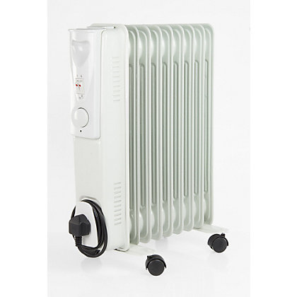 Image for Homebase Oil Radiator - 2KW from StoreName