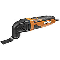 Worx Sonicrafter 250W Universal Fit Multi Tool