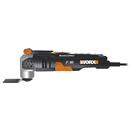 Image for Worx WX680 Sonicrafter F30 Universal Oscillation Multi-tool from StoreName