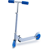 Zinc Style-a-Ride Boys' Folding Scooter.