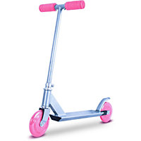 Zinc Style-a-Ride Non-Folding Girls' In-Line Scooter.