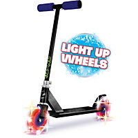 Zinc Style-a-Ride Boys' Light-Up Scooter.
