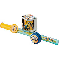 Despicable Me Bubbles, YoYo and Spring Set.