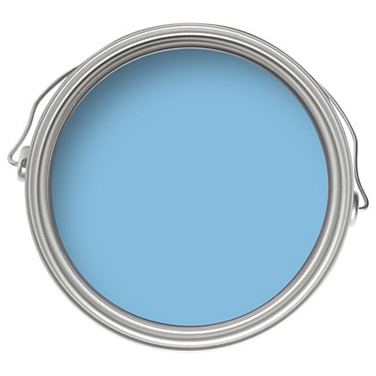 Image for Home of Colour Marina Blue - Matt Emulsion Paint - 5L from StoreName