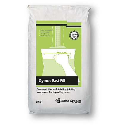 Image for Gyproc Easi-Fill - 10kg from StoreName