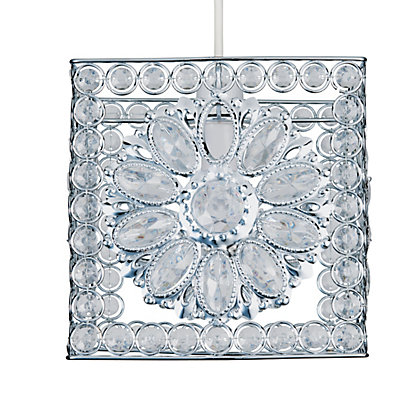 Image for Ursula Pendant Light Shade - 18.5cm from StoreName
