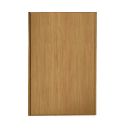 Image for Loft Windsor Oak Frame Windsor Oak Panel Sliding Door - 914mm from StoreName