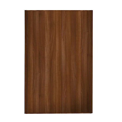Image for Loft Walnut Frame Walnut Panel Sliding Door - 914mm from StoreName