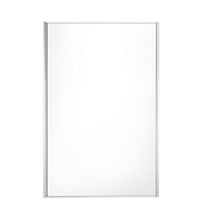 Image for Loft White Wooden Frame White Wooden Panel Sliding Door - 914mm from StoreName