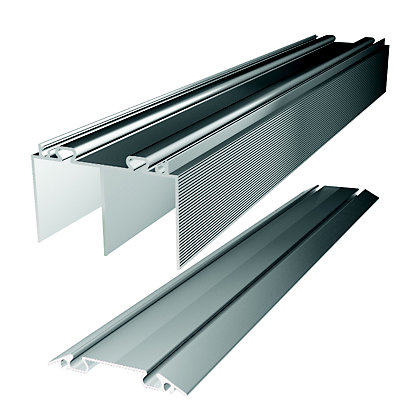 Image for Duo Sliding Door Track Set - 550 - 1830mm from StoreName