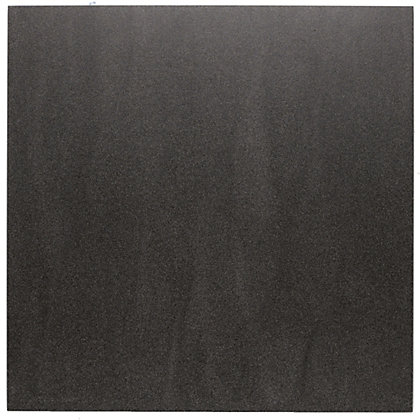 Image for Luna Black Wall & Floor Tiles - 400 x 400mm - 6 pack from StoreName