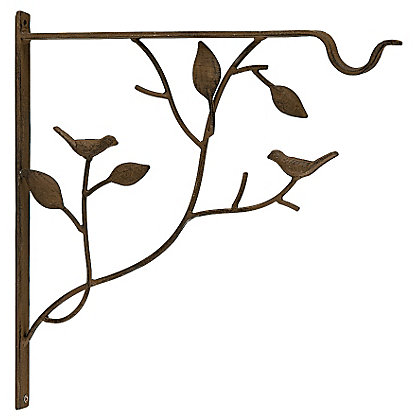 Image for Nature Hanging Basket Bracket - 31cm from StoreName