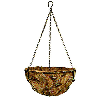 Image for Nature Hanging Basket - 35cm from StoreName