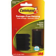 3M Command Frame Stabiliser Strips Black