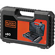 Black & Decker 80 Pc Drilling and Screwdriving Set - A7219