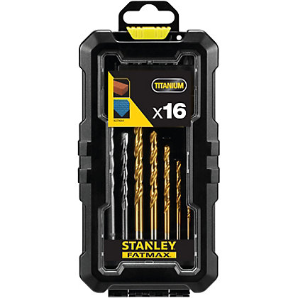 Image for Fatmax 16Pc Drilling & Screwdriving Set  - STA88522 from StoreName