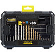 Fatmax 36Pc Drilling & Screwdriving Set - STA88527
