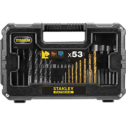 Image for Fatmax 53Pc Drilling & Screwdriving Set - STA88532 from StoreName
