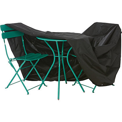 Image for Premium Garden Furniture Bistro Set Cover from StoreName