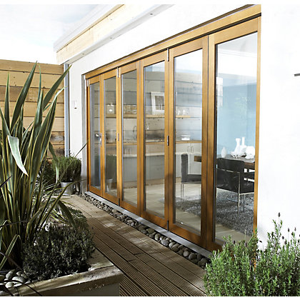 Buy French Folding Sliding Patio Doors At Homebase