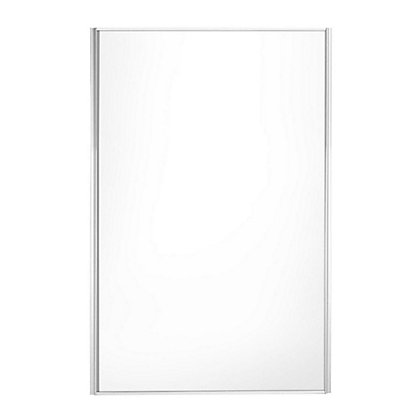 Image for Loft White Wooden Frame White Wooden Panel Sliding Door - 762mm from StoreName