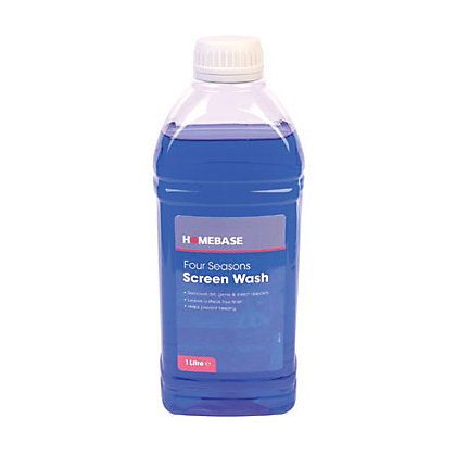 Image for All Year Round Screenwash - 1L from StoreName