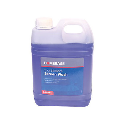 Image for All Year Round Screenwash - 2.5L from StoreName