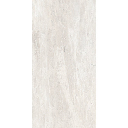 Image for Sienna White Ceramic Wall & Floor Tile - 5 pack from StoreName