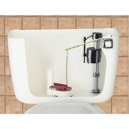 Toilet Accessories Spares Cistern Parts At Homebase