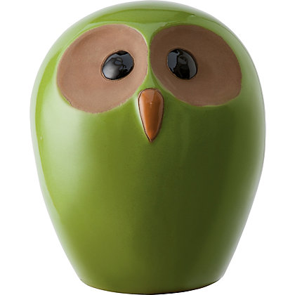 Image for Explorer Green Owl Ornament - Small from StoreName