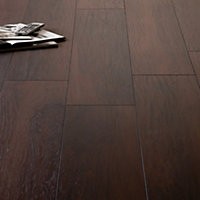 Schreiber Smokey Mountain Hickory Laminate Flooring - 1.73 sq m per pack