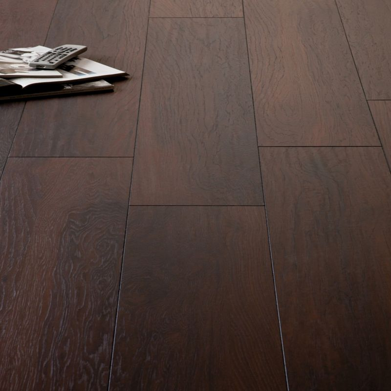 Schreiber smokey mountain hickory laminate flooring 173 sq for Square laminate flooring